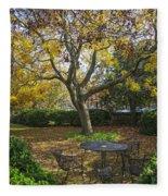 Easton Garden Fleece Blanket