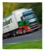 Eddie Stobart Lorry Fleece Blanket