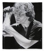 Eddie Vedder  Fleece Blanket