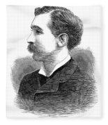 Edgar Vincent (1857-1941) Fleece Blanket