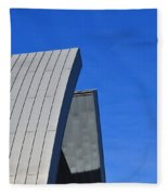 Edge Of Heaven - Architectural Photography By Sharon Cummings Fleece Blanket