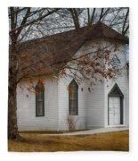 Edmonds Chapel 1891 Fleece Blanket