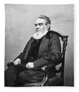 Edward Bates (1793-1869) Fleece Blanket