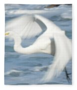 Egert In Flight Detail Fleece Blanket