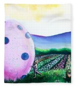 Eggstatic Fleece Blanket