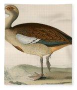 Egyptian Goose Fleece Blanket