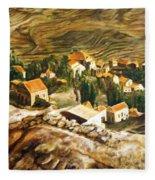 Ehden Lebanon Fleece Blanket