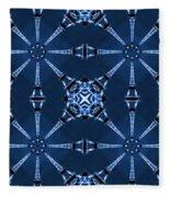 Eiffel Art 18 Fleece Blanket