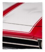 El Camino 02 Fleece Blanket