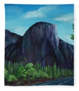 El Capitan Fleece Blanket
