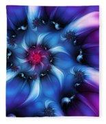 Electric Colours Fleece Blanket