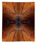 Elektron Fleece Blanket
