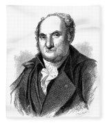 Elias Boudinot (1740-1821) Fleece Blanket
