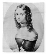 Elisabetta Sirani (1638-1665) Fleece Blanket