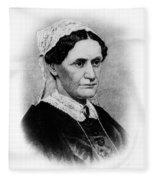 Eliza Mccardle Johnson (1810-1876) Fleece Blanket