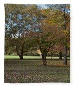 Ellison Park Fleece Blanket