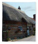 Elm Cottage Nether Wallop Fleece Blanket