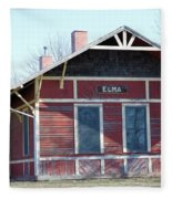 Elma Depot Fleece Blanket