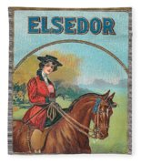 Elsedor Fleece Blanket