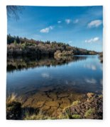 Elsi Reservoir Fleece Blanket