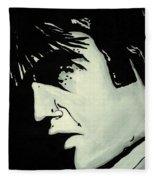 Elvis.     The King Fleece Blanket