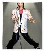 Elvis Fleece Blanket
