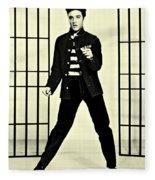 Elvis Presley Jailhouse Rock Fleece Blanket