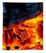 Embers Fleece Blanket