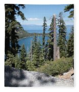 Emerald Bay Vista Fleece Blanket