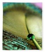 Emerald City Fleece Blanket