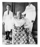 Emilio Aguinaldo (1869-1964) Fleece Blanket