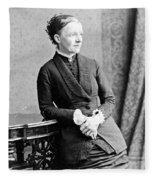 Emma Wedgwood Darwin (1808-1896) Fleece Blanket