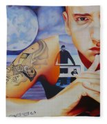 Eminem Fleece Blanket