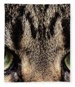 Emmy Eyes Fleece Blanket