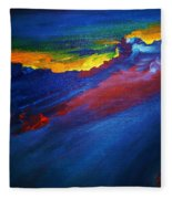 Emotions Fleece Blanket