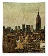 Empire Stories Fleece Blanket