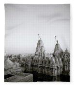 Enchanting Jaisalmer Fleece Blanket