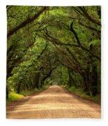 Endless Oaks Fleece Blanket