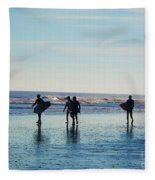Endless Summer Fleece Blanket