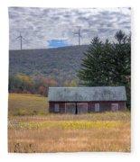 Energy Fleece Blanket