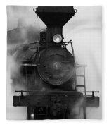 Engine No. 6 Fleece Blanket