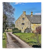 English Farmhouse Fleece Blanket