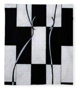 Enigmatic  Fleece Blanket