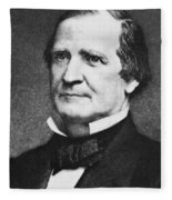 Enoch Cobb Wines (1806-1879) Fleece Blanket