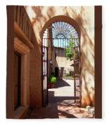 Entrances Fleece Blanket