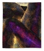 Entwined Fleece Blanket