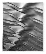 Eolian Silver Fleece Blanket