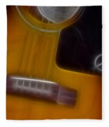 Epiphone Acoustic-9429-fractal Fleece Blanket
