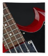 Epiphone Sg Bass-9205 Fleece Blanket