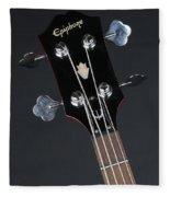 Epiphone Sg Bass-9225 Fleece Blanket
